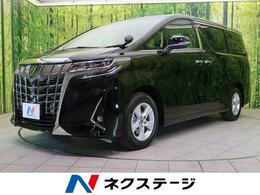 トヨタ アルファード 2.5 X 新型ディスプレイオーディオ スマキー
