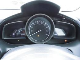 視認性の良いスピードメーターが装備されてます。走行距離も魅力的な商品です!