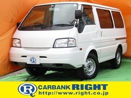 マツダ ボンゴバン 1.8 GL 低床 4WD メモリーナビ ETC 最大積載量950キロ