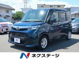 トヨタ タンク 1.0 X 純正SDナビ フルセグTV バックモニタ- 禁煙