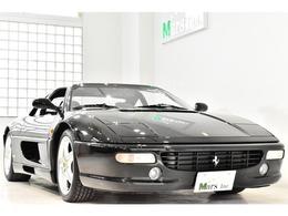 フェラーリ F355 F1 GTS 正規最終型 Tベル交換済 クラッチ残92.9