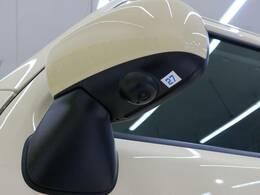 【全方位モニター】装着車。空の上から見下ろすような視点で駐車が可能。前後左右の周辺状況を把握でき、安心して駐車が可能です!