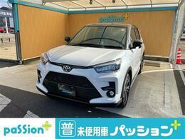 トヨタ ライズ 1.0 Z 新車未登録 ナビレディPKG シートヒーター