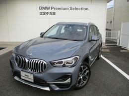 BMW X1 sドライブ 18i xライン デモカー ACC ストームベイ