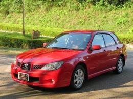 スバル インプレッサスポーツワゴン 1.5 i 4WD 5速マニュアル DVDナビ  キーレス ETC