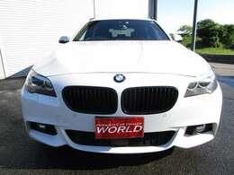平成26年BMW523d ツーリングMスポーツ 正規ディーラー車 禁煙車
