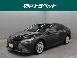 トヨタ カムリ 2.5 G レザーパッケージ メーカーナビ バックカメラ ETC2.0 TSS-P