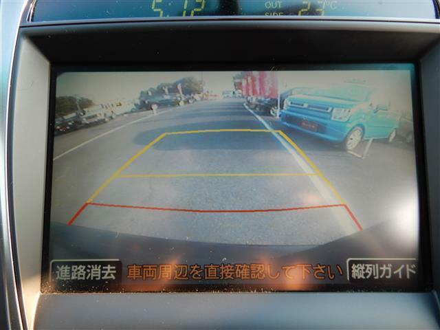 バックカメラ付いてます。駐車が苦手な方でも安心して運転できますよ☆