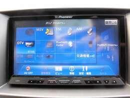 純正HDDナビフルセグTVで道に迷わず快適なドライブ!