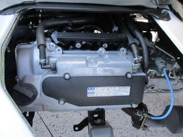 ガソリンエンジンです。当店はこの他のお車も多数展示しております。お探しのお車がございましたらお気軽にご連絡下さい! Tel 097-543-1137大分日産自動車プレジールu
