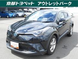 トヨタ C-HR ハイブリッド 1.8 S LED パッケージ トヨタ認定中古車