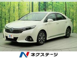 トヨタ SAI 2.4 G 純正HDDナビ パワーシート LEDヘッド 禁煙