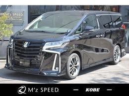 トヨタ アルファード 2.5 S Cパッケージ SR Dミラー 9型DA ZEUS新車コンプリート