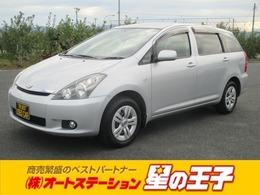 トヨタ ウィッシュ 1.8 X 4WD (7人)