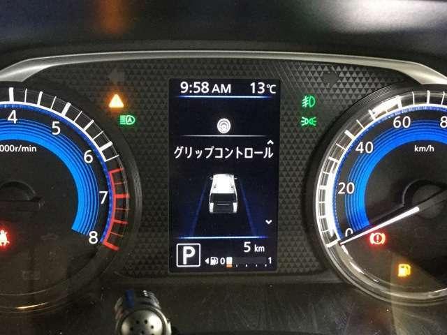 多彩な情報で毎日のドライブをサポート♪マルチインフォメーションディスプレイ!