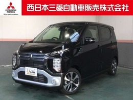 三菱 eKクロス 660 T レンタカー 届出済未使用車 ターボ