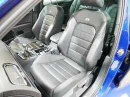 ブラックレザートップスポーツシート (前席シートヒーター&ランバーサポート/運転席パワーシート)☆関東最大級のAudi・VW専門店!豊富な専門知識・経験で納車後もサポートさせていただきます☆