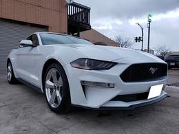 フォード マスタング エコブースト プレミアム Appleカープレイ 駐車監視機能付きドラレコ
