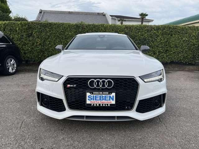 Audi専門店では、外部機関に鑑定を依頼して正確に鑑定された車両のみ厳選して仕入れております。また、県外からの問い合わせも多く県外登録費用や陸送費も良心的な価格にて皆様に喜ばれております。