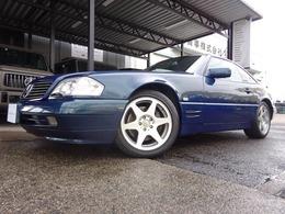 メルセデス・ベンツ SLクラス SL500 正規D車 デジーノLTD 150台限定モデル