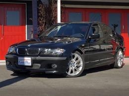 BMW 3シリーズ 320i Mスポーツパッケージ 左H サンルーフ Pシート 最終モデル