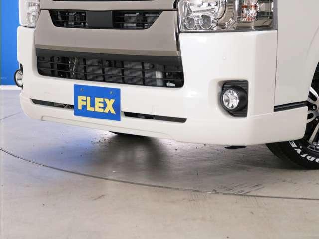 FLEXオリジナル フロントリップスポイラー Ver1!