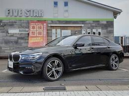 BMW 7シリーズ 740i Mスポーツ