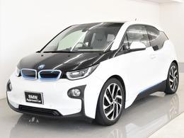 BMW i3 レンジエクステンダー 装備車 ハーフ革 LED ACC 純正HDDナビ 新品タイヤ