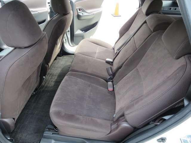 Aプラン画像:後部座席もゆったり座れます!!