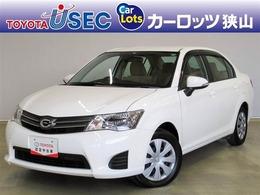 トヨタ カローラアクシオ 1.5 X 純正CDデッキ ETC