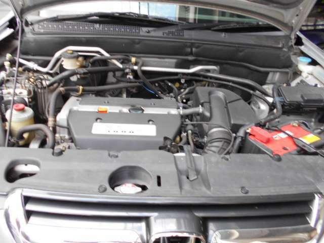 エンジンは、2.0の定評のあるエンジンです。