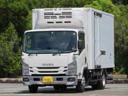 いすゞ エルフ 3t ワイドロング 冷蔵・冷凍車 P/G 内寸-長435x幅198x高191