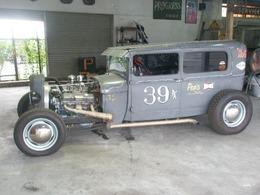 フォード Ford モデルA RAT ROT 2ドアセダン