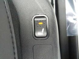 ●フロントシートヒーティング:運転席・助手席共にシートヒーターを装備しております。季節を問わず快適にご使用いただけます。