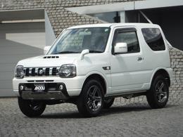 スズキ ジムニー 660 ランドベンチャー 4WD ナビ/ETC/純正16AW/ハーフレザーシート