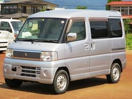 三菱 タウンボックス 660 LX ハイルーフ 4WD 4AT キーレス エアコンパワステ エアB