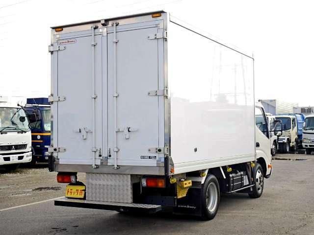 関東工業 冷蔵冷凍車 -30℃~30℃設定表示 -21℃まで確認済