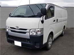 トヨタ ハイエースバン DX 冷蔵車 ディーゼル