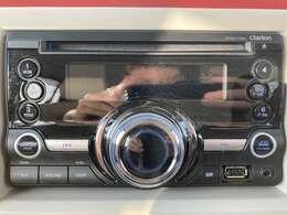 オーディオ付きで長距離運転も楽しめますね!