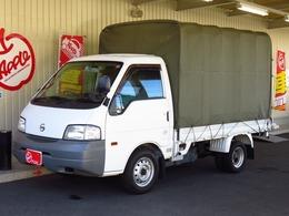 日産 バネットトラック 1.8 DX ダブルタイヤ ワンオーナーWエアバッグETCエアコン