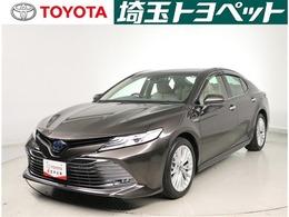 トヨタ カムリ 2.5 G レザーパッケージ トヨタ認定中古車