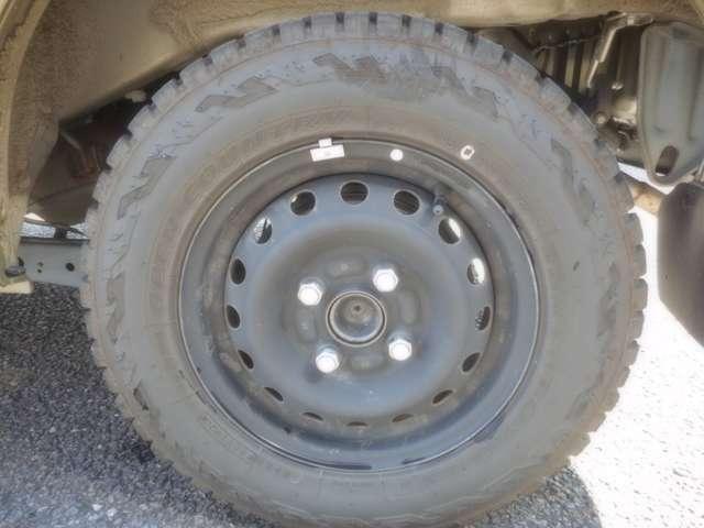 トーヨーオープンカントリーM/Tタイヤ。車検対応。