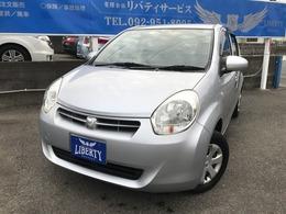 トヨタ パッソ 1.0 X ユルリ CD・スマートキー・ETC