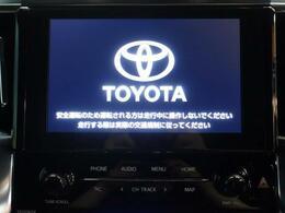 液晶画面でタッチ操作が可能な【ディスプレイオーディオ】搭載車!!バックカメラがあればモニターとしても映ります!!