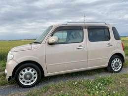 <左サイド外装>当社の全てのお車は点検を実施致します!しっかりとお客様のお役に立てるお車をご提供中です。