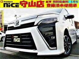 トヨタ ヴォクシー 2.0 ZS 煌III LED・安全ブレーキ・スマートキーナノイー