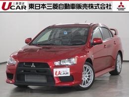三菱 ランサーエボリューション 2.0 GSR X 4WD 走行9888キロ 5速マニュアル 禁煙車
