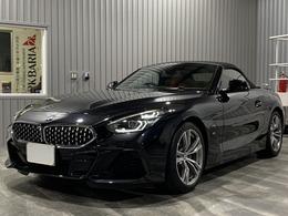 BMW Z4 sドライブ 20i Mスポーツ ディーラー車 赤レザー 電動オープン