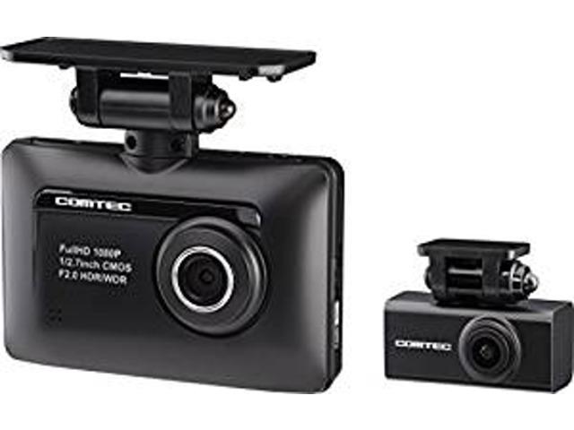 Bプラン画像:国産ドライブレコーダー。フロント&リアの2カメラ、200万画素の高画質、Full HD、GPS、高性能ドライブレコーダーです。取付工賃込みのお得な購入パックです! (当社指定機種にて)