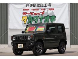 スズキ ジムニー 660 XC 4WD ナビ 地デジ Bluetooth スマートキー